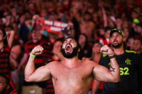 Flamengo venceu o River Plate no último sábado