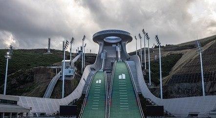 Jogos de Inverno terão início em fevereiro de 2022