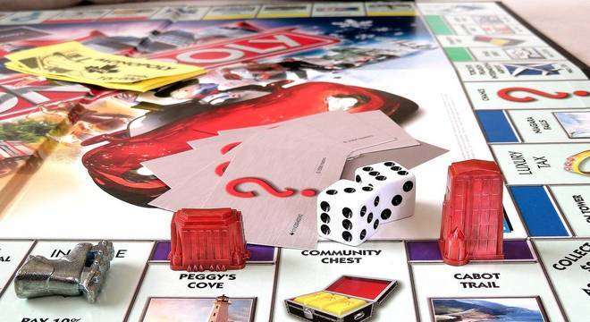 Jogos de tabuleiro são garantia de diversão para toda a família