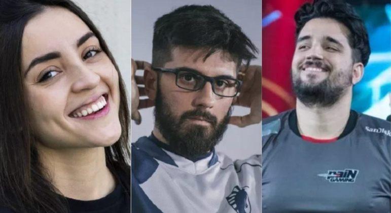 Jogos de videogame deixaram de ser apenas diversão para diversos brasileiros, que conseguem criar uma carreira e uma legião de fãs ao redor do país e no mundo. Juntamos 10 gamers de grande sucesso e você pode conferir tudo na galeria a seguir!