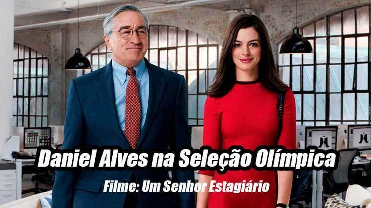 Jogos Olímpicos de Tóquio: Daniel Alves vira meme entre os torcedores brasileiros