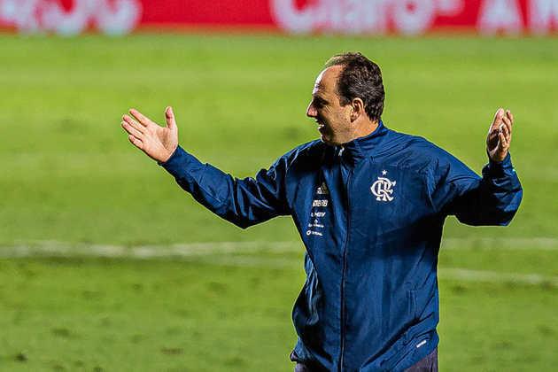 Jogos que faltam para o Flamengo, que tem 65 pontos hoje: x Corinthians (Maracanã) / x Internacional (Maracanã) / x São Paulo (Morumbi)