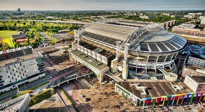 A Johan Cruijff Arena de Amsterdam