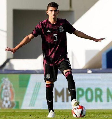 Johan Vázquez: 22 anos – zagueiro – UNAM Pumas (MEX) – Valor de mercado: 6 milhões de euros.