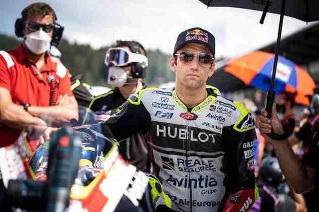 Johann Zarco recebeu duras críticas após a corrida