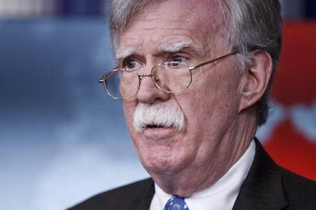 John Bolton, assessor de Segurança Nacional da Casa Branca