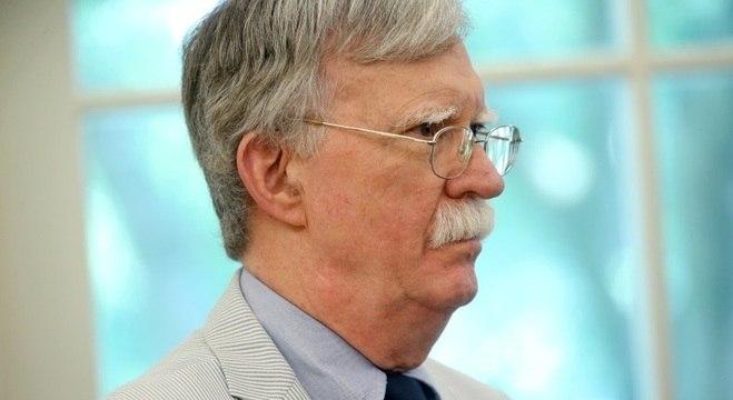 John Bolton classificou governo Trump como 'anomalia' na história dos EUA