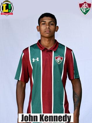 JOHN KENNEDY - 5,0 - Não deu ao Fluminense o ímpeto que a equipe precisava para conseguir a vitória.