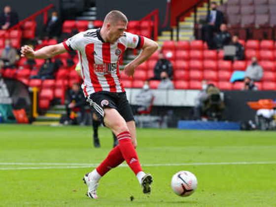 John Lundstram (meia - 27 anos - inglês) - Fim de contrato com o Sheffield United - Valor de mercado: 7 milhões de euros