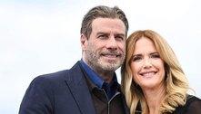 John Travolta homenageia à mulher Kelly Preston, que morreu em julho