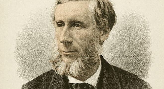O trabalho de Tyndall abarcava um leque amplo de temas
