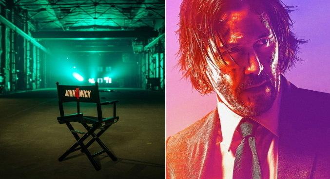 'John Wick 4' deve chegar aos cinemas em maio de 2022