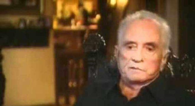 Johnny Cash em sua última entrevista