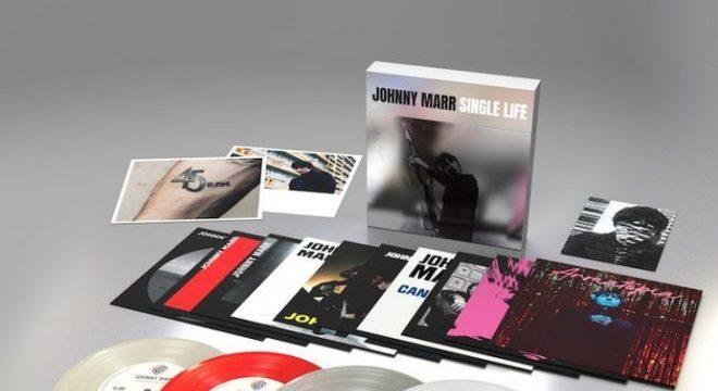 Johnny Marr - Single Life