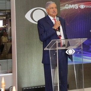 Johnny Saad, presidente do Grupo Bandeirantes