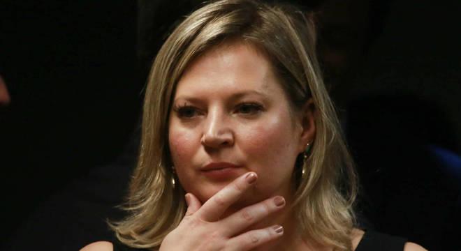 Joice afirmou não entender temor de parlamentares em manter Coaf com Moro