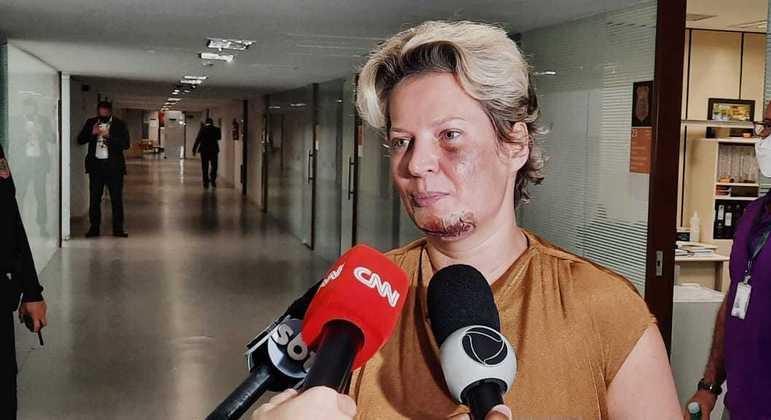 """""""Não terei o mesmo destino de PC Farias"""", diz Joice Hasselmann"""
