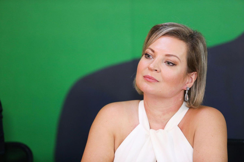 Joice Lanca Candidatura Em Sp Com Criticas Ate Ao Amigo Doria Noticias R7 Sao Paulo