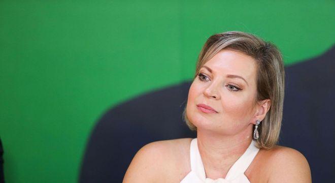 Deputada federal Joice Hasselmann (PSL) lançou a candidatura à Prefeitura de SP