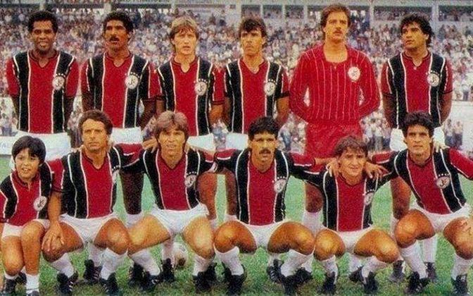 Joinville - O JEC é o terceiro clube com maior número de conquistas do Campeonato Catarinense, com 12 títulos, e teve seu auge na década de 80.