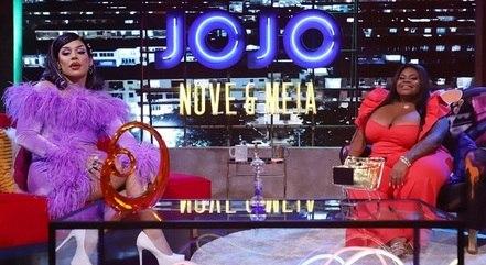"Gloria Groove no ""Jojo Nove e Meia"""