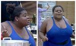 Jojo Todynho virou assunto entre os internautas por conta de uma peça de roupa: o vestido azul que repetiu algumas vezes duranteA Fazenda 12. O look da peoa foi motivo de brincadeira entre os participantes e ela até chegou a explicar o motivo de usar o vestido mais de uma vez: 'Não vou ficar sujando roupa todo dia, não sou nenhuma safada'. A roupa de Jojo já virou 'marca registrada' no programa e a cantora não é a única famosa a 'lançar moda' em reality shows; relembre outros nomes a seguir