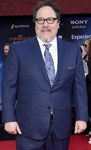 O diretor Jon Favreau