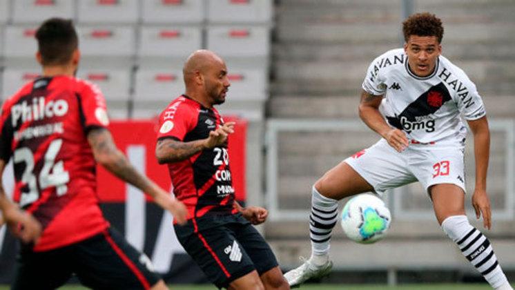 Jonathan - 34 anos - Athletico-PR - Lateral - Contrato até: 28/02/2021 - O vínculo do lateral com o Furacão se encerra no final de fevereiro e o clube não sabe se irá liberá-lo ou tentará a extensão.