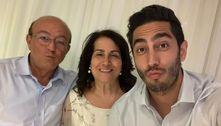 Com pai e mãe com covid, Jonathan Nemer desabafa: 'Tá feio o negócio'