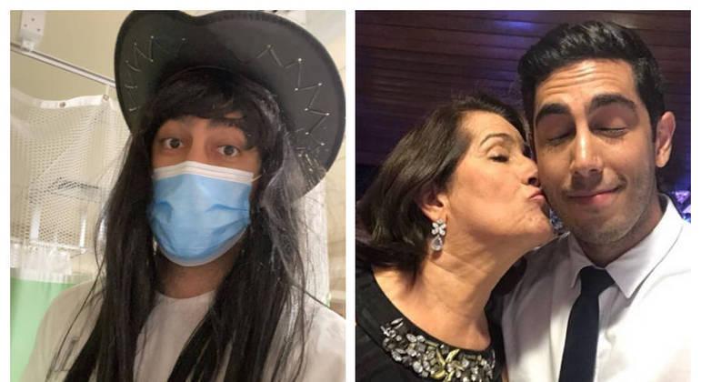 Família aguarda ansiosa por uma restauração dos pulmões de Sara Nemer