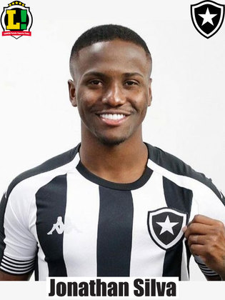 Jonathan Silva - 5,5 - Entrou e falhou no segundo gol do adversário pelo lado esquerdo.