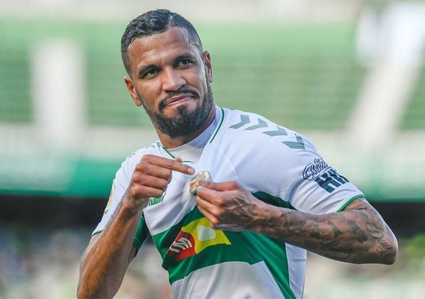 Jonathas, que jogou no Corinthians em 2019, está no Elche. O clube espanhol confirmou que o atacante testou positivo para o coronavírus.