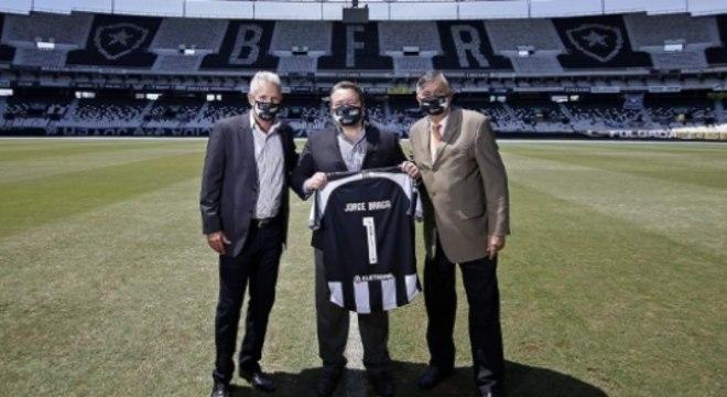 Jorge Braga - Botafogo