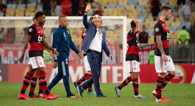 Jorge Jesus volta para os Rio de Janeiro nesta sexta-feira