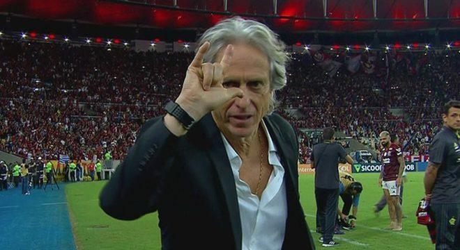 O treinador exigiu reforços, para dar ao Flamengo mais chances de vencer o Mundial