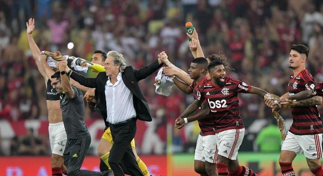 O Flamengo é o melhor trabalho da vida de Jesus. Time ainda mais forte em 2021