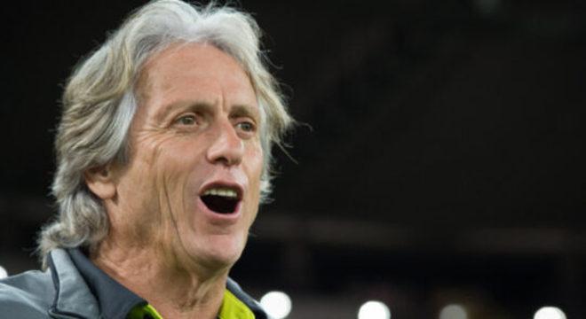 Jorge Jesus vem colecionando títulos no Flamengo