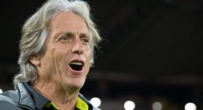 Jorge Jesus reafirma que o Carioca é 'pré-temporada'