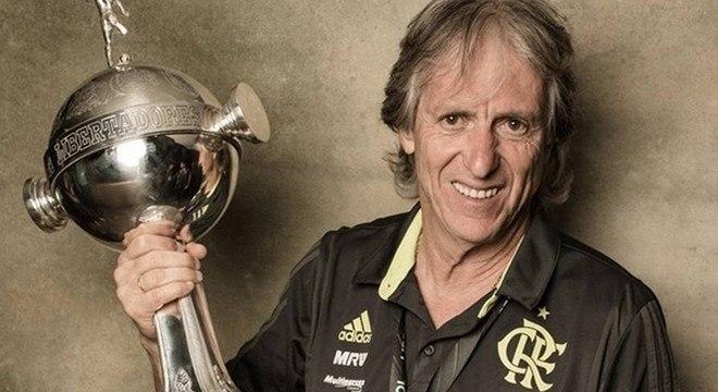 Jesus venceu a Libertadores em 2019 e prometia a hegemonia na América do Sul