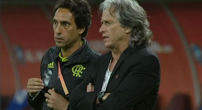 Há enorme afinidade entre Jesus e João de Deus. A diretoria do Flamengo sabe