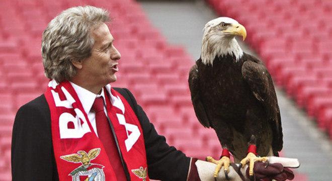 Jesus deus sinais de que iria para o Benfica, mas cartolas do Fla não acreditaram