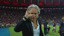 O ciúme de Jesus. 'Renato não fará história no Flamengo. Como eu fiz'