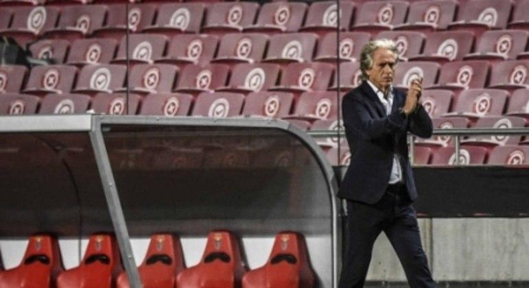 Jorge Jesus - Benfica