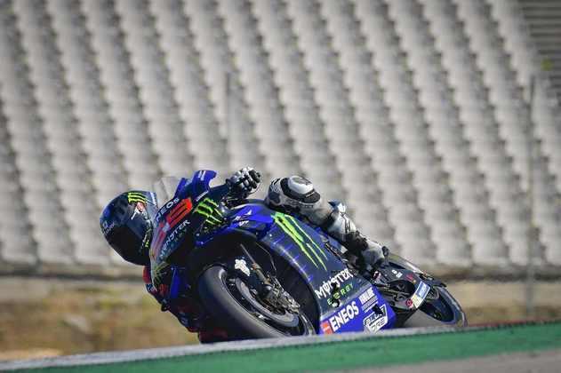 Jorge Lorenzo enfim voltou a testar com a Yamaha