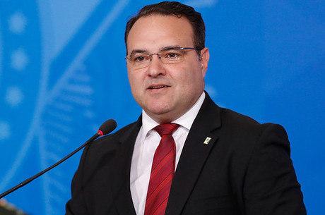Jorge Oliveira deve ser sabatinado no Senado no dia 20