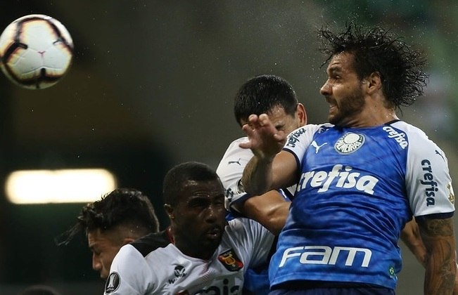 Jorge Pautasso (argentino): 1 vez (Melgar 2019)