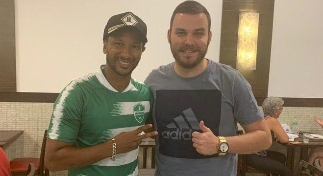 Campeão no Palmeiras, Preá vestirá a camisa alviverde do Arapongas em 2019