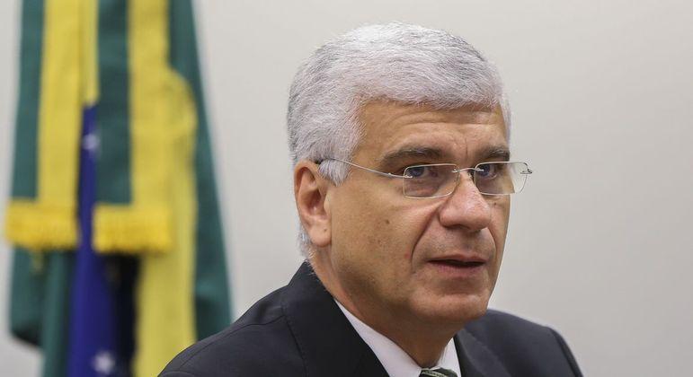 Jorge Rachid, ex-secretário da Receita Federal
