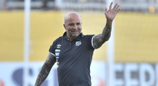 Reunião deixou tudo às claras. Treinador argentino não deve ficar na Vila