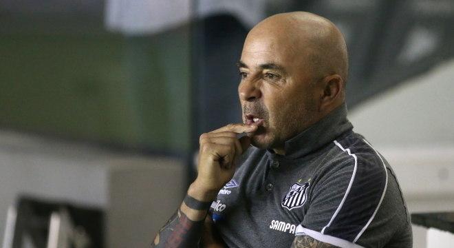 Jorge Sampaoli teria pedido R$ 2 milhões mensais para treinar Palmeiras